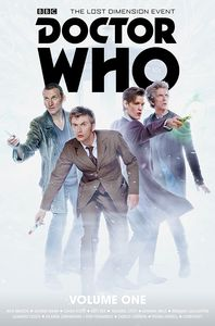 [Doctor Who: The Lost Dimension: Volume 1 (Hardcover) (Product Image)]