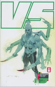 [Vs #1 (Ribic Image Expo Exclusive Variant) (Product Image)]