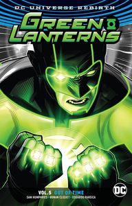 [Green Lanterns: Volume 5: Out Of Time (Rebirth) (Product Image)]
