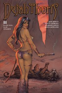 [Dejah Thoris: 2019 #11 (Cover C Linsner) (Product Image)]