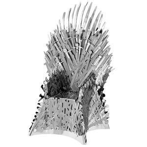 [Game Of Thrones: Metal Earth Model Kit: Iron Throne (Product Image)]