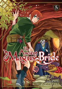 [The Ancient Magus' Bride: Volume 5 (Product Image)]