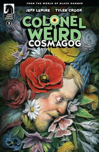[Colonel Weird: Cosmagog #3 (Cover A Crook) (Product Image)]