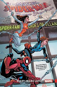[Amazing Spider-Man: Renew Your Vows: Volume 3: Eight Years Later (Product Image)]