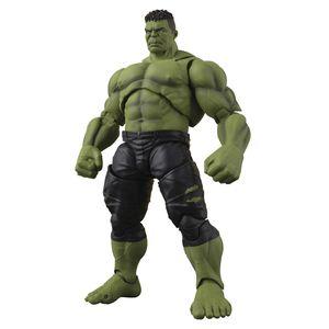 [Avengers: Infinity War: SH Figuarts Action Figure: The Hulk (Product Image)]