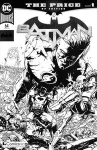 [Batman #64 (The Price) (Comicspro B&W Variant) (Product Image)]