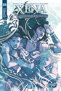 [Xena: Warrior Princess #4 (Cover C Ganucheau) (Product Image)]