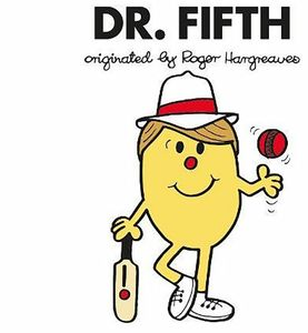 [Doctor Who: Mr. Men: Dr. Fifth (Product Image)]