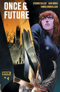 [Once & Future #4 (Product Image)]