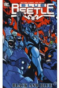[Blue Beetle: Black And Blue (Titan Edition) (Product Image)]