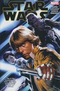 [Star Wars: Volume 1 (Immonen DM Edition Hardcover) (Product Image)]