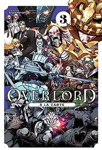 [Overlord A La Carte: Volume 3 (Product Image)]