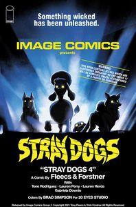 [Stray Dogs #4 (Cover B Horror Movie Variant Forstner & Fleecs) (Product Image)]