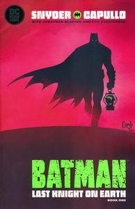 [Batman: Last Knight On Earth #1 (2nd Printing) (Product Image)]