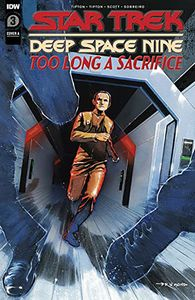 [Star Trek: DS9: Too Long A Sacrifice #3 (Cover A Drumond) (Product Image)]