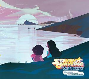 [Steven Universe: Art & Origins (Hardcover) (Product Image)]
