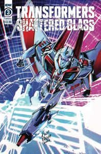 [Transformers: Shattered Glass #3 (Cover B Ossio) (Product Image)]