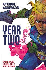 [Judge Anderson: Year Two (Product Image)]