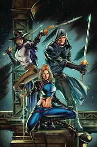 [Musketeers #5 (Cover A Vitorino) (Product Image)]