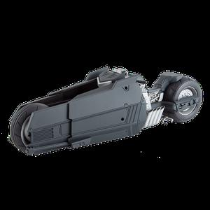[Batman: Curse Of The White Knight.: DC Multiverse Vehicle: Batcycle (Product Image)]