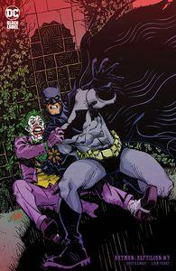 [Batman: Reptilian #3 (Cully Hamner Variant) (Product Image)]