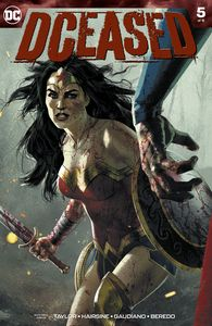 [DCeased #5 (Product Image)]