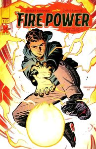 [Fire Power #1 (Gold Foil Variant) (Product Image)]