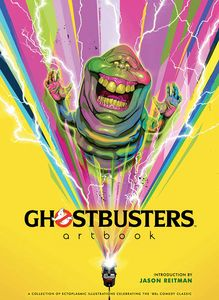 [Ghostbusters Artbook (Product Image)]