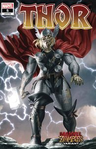 [Thor #5 (Yoon Marvel Zombies Variant) (Product Image)]