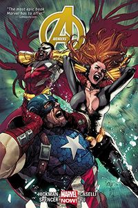 [Avengers: By Jonathan Hickman: Volume 2 (Hardcover) (Product Image)]