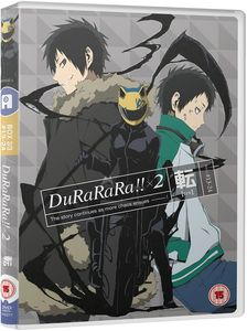 [Durarara!! X2 Ten (Product Image)]