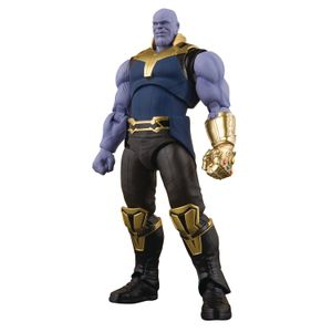 [Avengers: Infinity War: SH Figuarts Action Figure: Thanos (Product Image)]