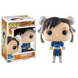 [Street Fighter: Pop! Vinyl Figures: Chun-Li (Product Image)]