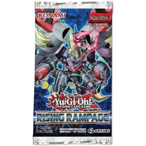 [YU-GI-OH!: Trading Card Game: Booster Pack: Rising Rampage (Product Image)]