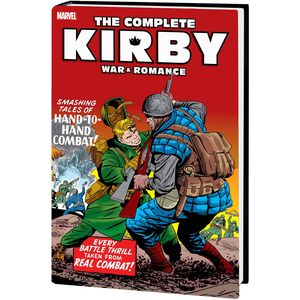 [Complete Kirby War & Romance (War Variant Hardcover) (Product Image)]