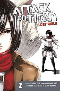 [Attack On Titan: Lost Girls: Volume 2 (Product Image)]
