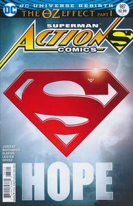 [Action Comics #987 (Oz Effect) (Product Image)]