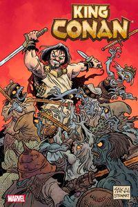 [King Conan #1 (Sakai Variant) (Product Image)]