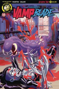 [Vampblade: Season Two #9 (Cover A Winston Young) (Product Image)]