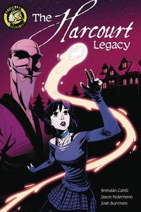[The Harcourt Legacy (Product Image)]