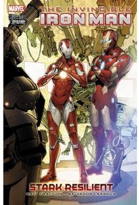 [Invincible Iron Man: Volume 6: Stark Resilient: Book 2 (Product Image)]