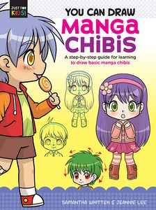 [You Can Draw Manga Chibis (Product Image)]