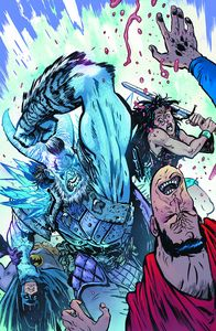 [Justice League: Endless Winter #1 (Card Stock Variant) (Product Image)]