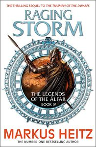 [The Legends Of The Alfar: Book 4: Raging Storm (Product Image)]