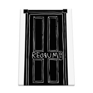 [The Shining: Magnet: Redrum (Product Image)]