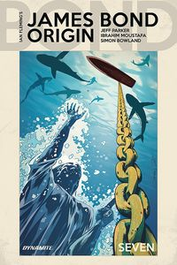 [James Bond: Origin #7 (Cover C Mooney) (Product Image)]