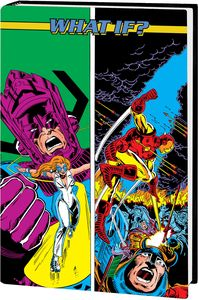 [What If? The Original Marvel Series: Omnibus: Volume 2 (Romita Jr DM Variant Hardcover) (Product Image)]