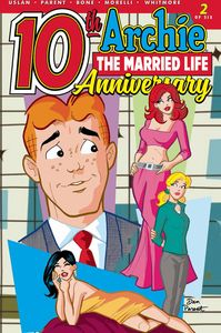 [Archie: Married Life: 10 Years Later #2 (Cover A Parent) (Product Image)]