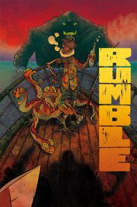 [Rumble #6 (Cover A Rubin) (Product Image)]