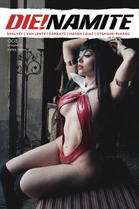 [Die!Namite #3 (Cover F Cosplay) (Product Image)]